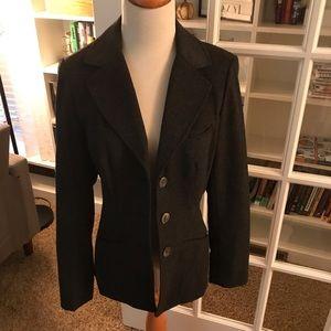 Eddie Bauer Jackets & Coats - Eddie Bauer wool blazer